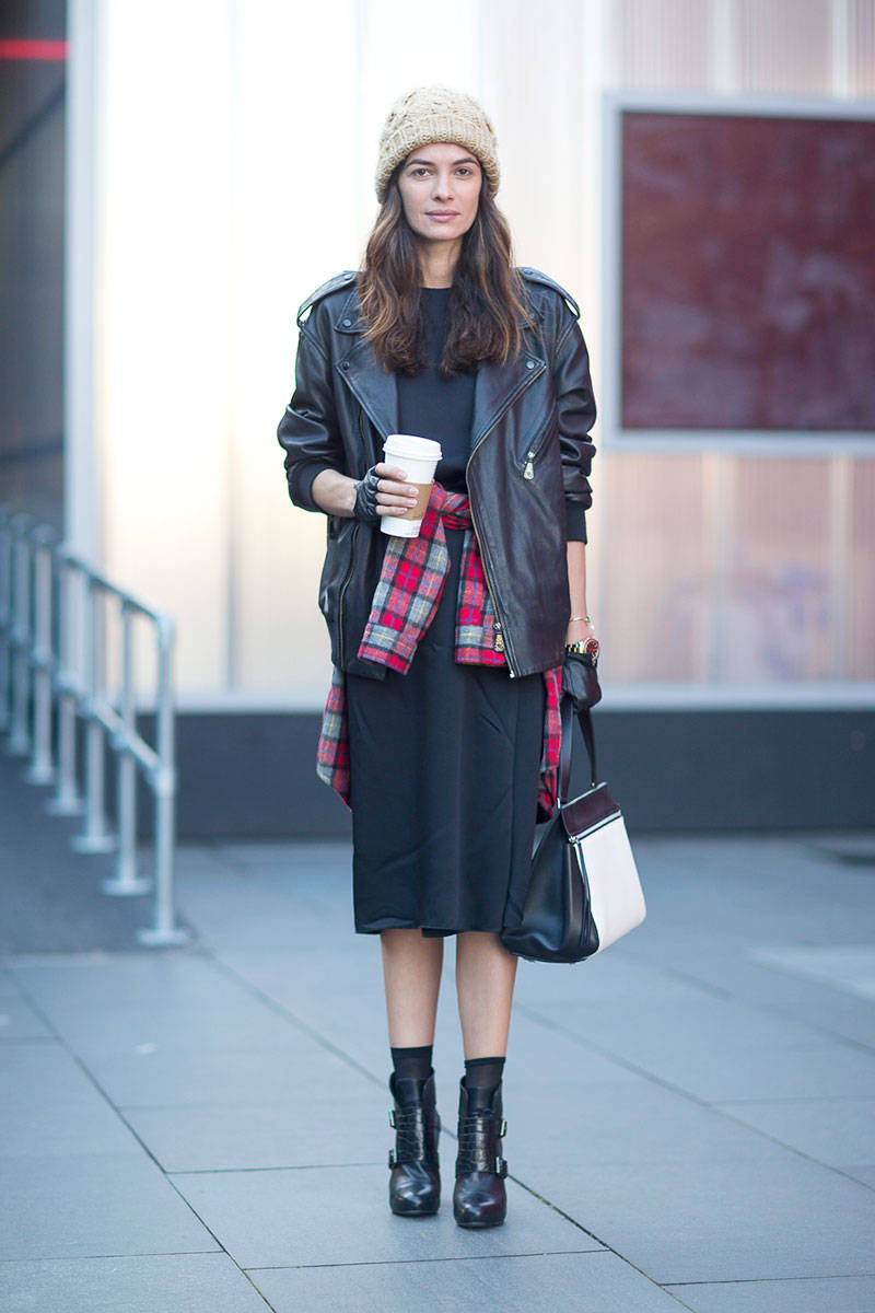 Street style london fashion week fall 2014 balenciagaish Girl fashion style london